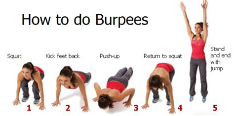 burpee a kick in the