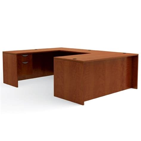 U Shaped Desk Office Depot Offices To Go Layoutbadcl U Shaped Desk Credenza Files 29 1 2 Quot H X 66 Quot W X 94 1 2 Quot L