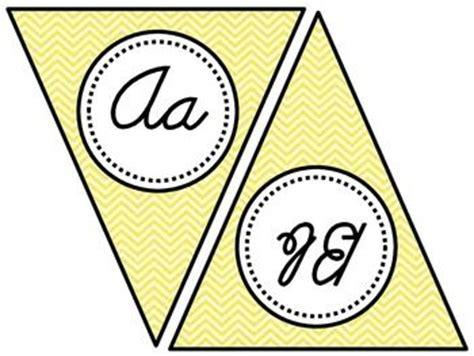 printable cursive alphabet banner 1000 images about 3rd writing on pinterest cursive