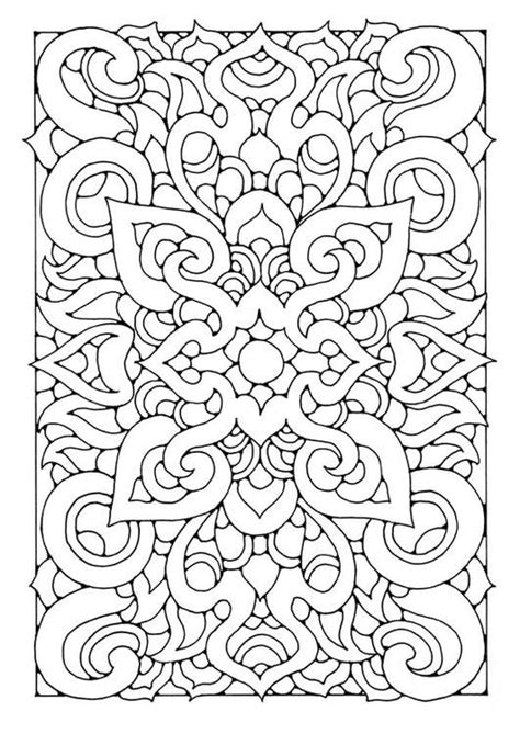 stress relief coloring pages easy downloadable colouring pages for relieving stress and anxiety