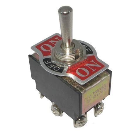 Limit Switch Panjang Roda Hitam jual switch 6pin besar on on sinar ceria elektonik