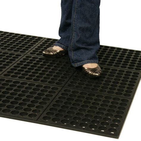 dura chef interlock rubber kitchen mats