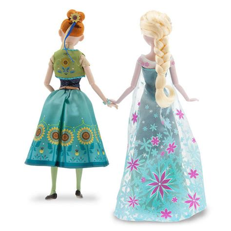 Set Doll Frozen Fever Elsa Olaf frozen fever images frozen fever and elsa dolls