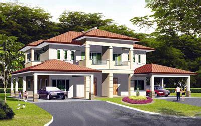 double storey detached house design double storey semi detached house design house and home design