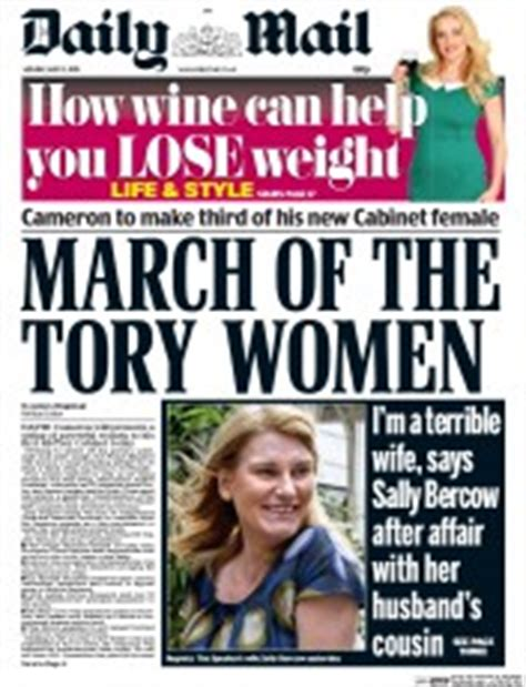 19 may 2016 news archive daily mail online daily mail uk front page for monday 13 july 2015