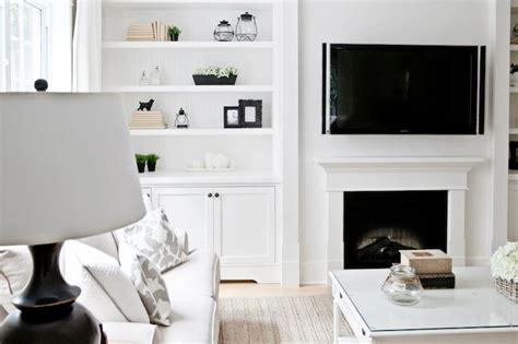 built in shelves flanking television design ideas bookcases ideas wonderful built in bookcases around
