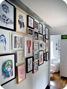 how to hang multiple pictures 1000 images about multiple wall frame hanging on