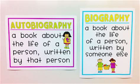 is biography and autobiography the teacher wife all about biographies