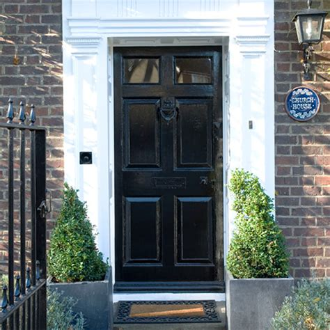 what does the colour of your front door say about you