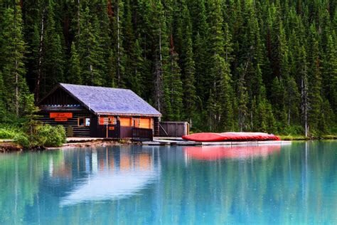 Big Cabins On The Lake by Cabin On Lake Louise Check Out Tutorials Of The
