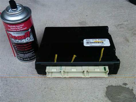 2004 chevrolet impala won t start security light comes on