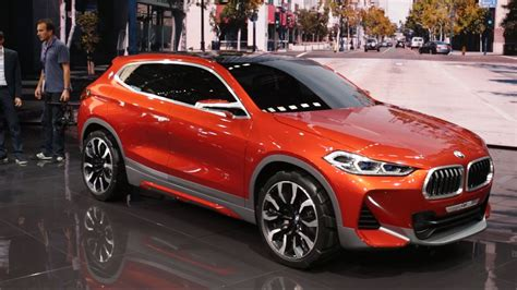 crossover cars bmw x2 crossover concept looks a bit brutish for a bmw page