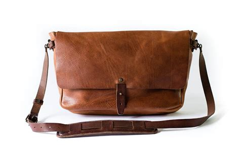 the daily brot whipping post the vintage messenger bag