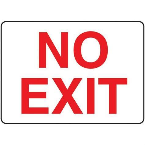 No Exit by No Exit My Bad Side
