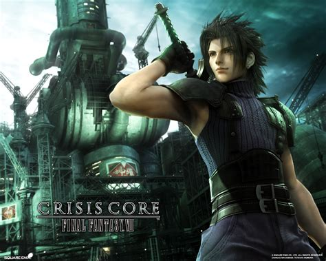 Film Final Fantasy Vii Crisis Core | zack fair ehrgeiz final fantasy 7