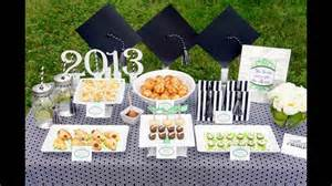 outdoor graduation party themed decorating ideas youtube