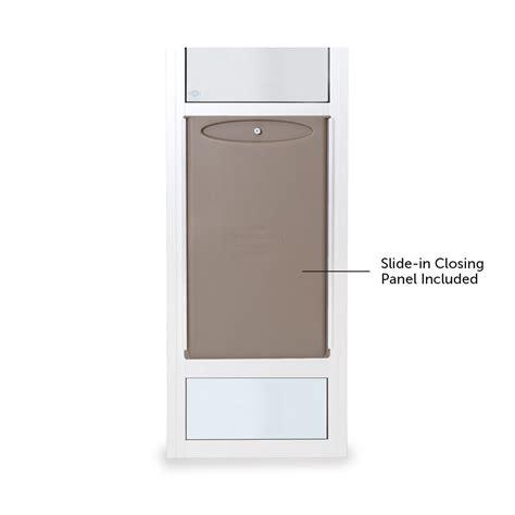 patio panel pet doors patio panel pet door cat sliding glass aluminum flap