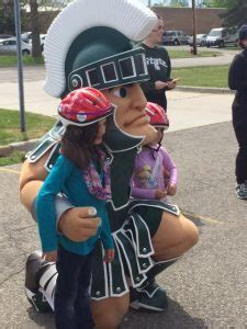 Wlns Giveaway - free bike helmet event lansing mi lids for kids personal injury law firm