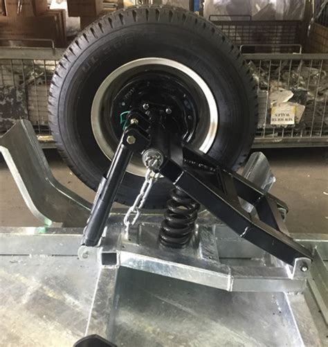 boat trailer parts wynnum caravan independent coil suspension the australian made