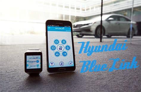 Blue Link Hyundai by Ces 2015 Hyundai Blue Link Conecta Tu Coche Con Tu Smartwatch