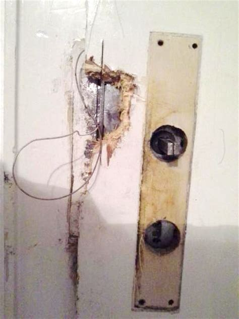 Door Knob Stuck by Mortise Lock Stuck Wont Work Doityourself