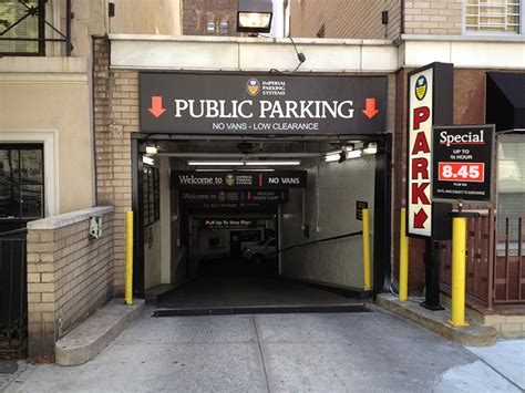 garage york nyc parking east 61st street parking garage corp