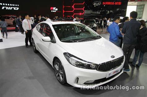 kia optima k3 2016 kia k3 sedan facelift auto china 2016