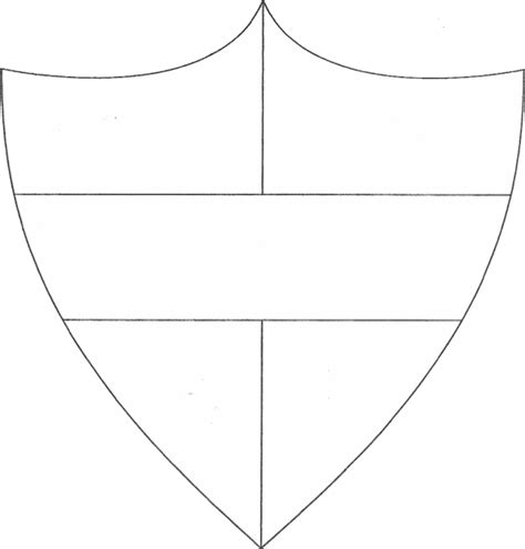 family crest template out of darkness