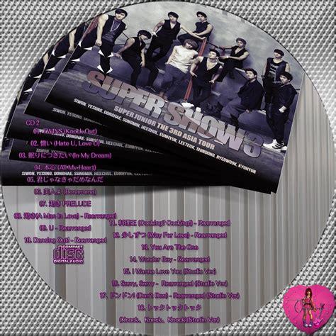 Cd Junior Show 3 Asia Tour スーパージュニア superjunior the 3rd asia tour concert album show 3 2cd レーベル カッチカジャ 韓国drama