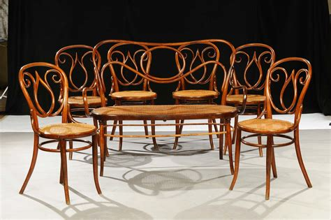 sedie tipo thonet salottino tipo thonet xx secolo antiquariato e dipinti