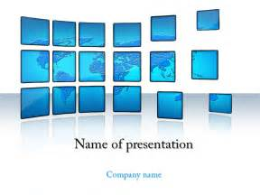 world news powerpoint template for impressive presentation