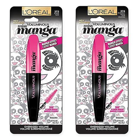 Mascara L Oreal Miss l oreal 174 voluminous miss mascara bed bath beyond