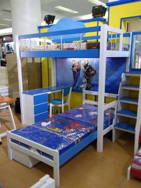 Tempat Tidur Napoli Frozen 50 tempat tidur tingkat mewah sederhana dan unik 2018