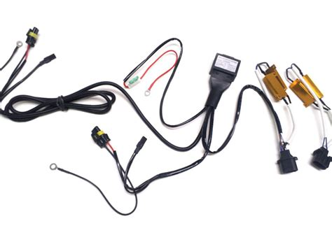 relay harness with resistors xenon resistors 28 images hid xenon fuse gold resistor relays harness fits h1 h3 h4 h7 9004