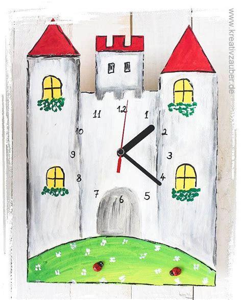 Kinderzimmer Uhr