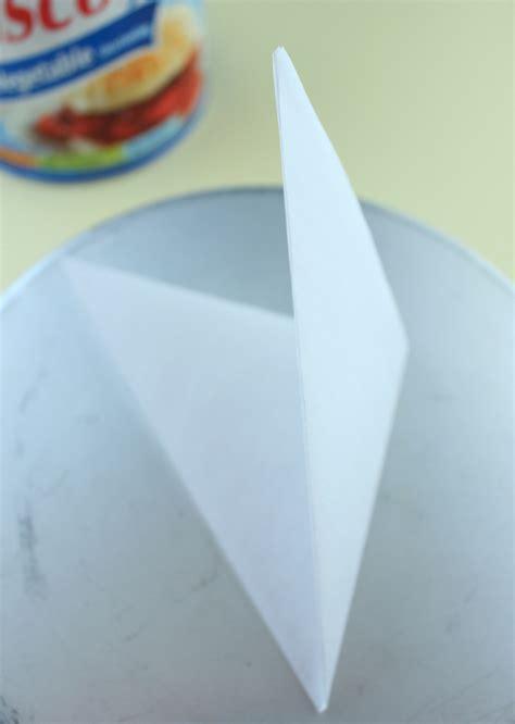 Folding Parchment Paper - frozen strawberry shortcake a tasty adventure