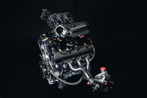 ford ecoboost  roush yates engines