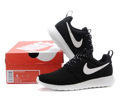 black nike roshes shoes for 44 93