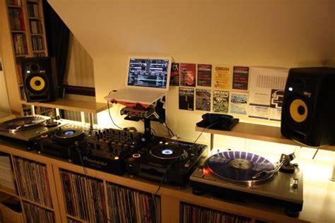 bedroom studio equipment definitely need to rebuild my dj setup to something close
