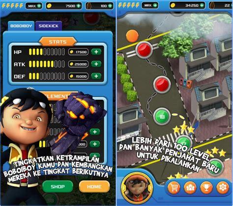 download game boboiboy mod apk terbaru boboiboy power spheres v1 3 6 apk chiell27