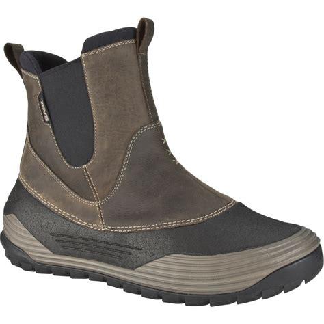 waterproof mens boot teva loge peak waterproof boot s backcountry