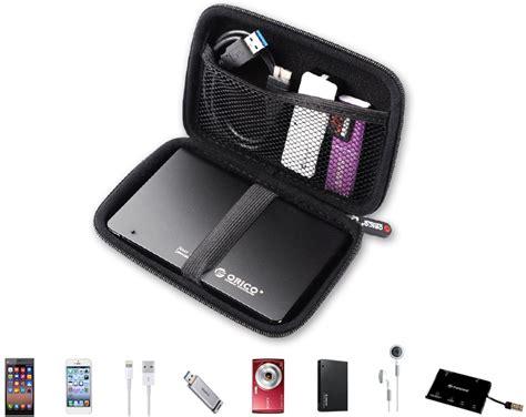 Orico 25 Inch Hdd Protection Bag Tahan Tas External Harddisk orico 2 5 inch hdd protection bag phb 25 black