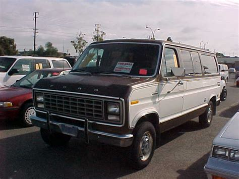 how to work on cars 1986 ford e series auto manual 1986 ford e250 information and photos momentcar