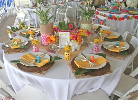 Safari Baby Shower Centerpieces by Baby Shower Ideas Archives Thoughtfully Simple