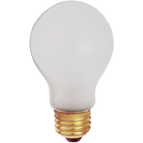 service light bulbs shatterproof service light bulb a19 medium base 100w