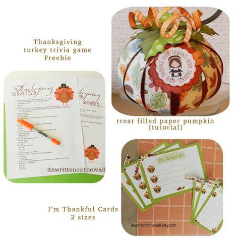 printable thanksgiving trivia cards free thanksgiving turkey trivia game paper pumpkin filled