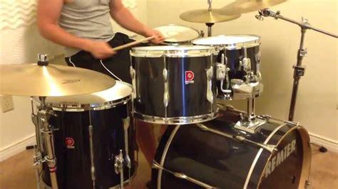 premier cabria drum set with zildjian a cymbals
