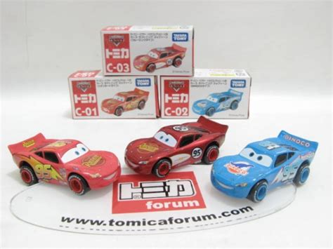 Tomica Collection 24 cars disney collection by tomica