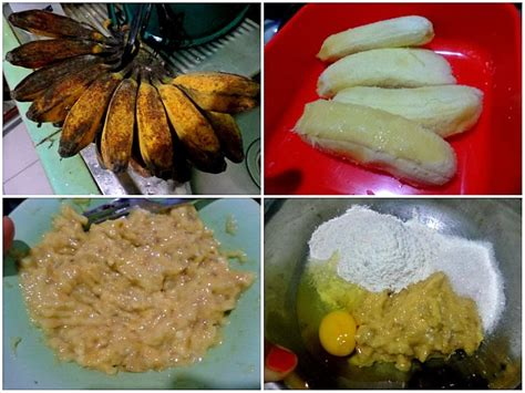 membuat nugget jantung pisang amal s kitchen simple easy recipes nugget pisang praktis