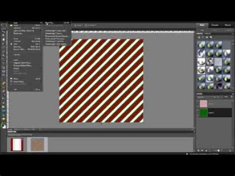 Scrapbook Software Secrets Revealed Photoshop Elements 40 by How To Make A Digital Scrapbooking Striped Background In